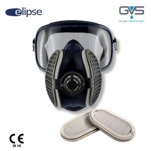Elipse Integra P3 RD Maschera P3 con filtri pronta per l'uso