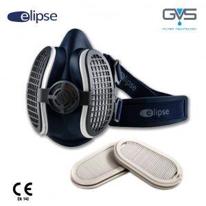Elipse P3 Respiratore con filtri P3 sostituibili