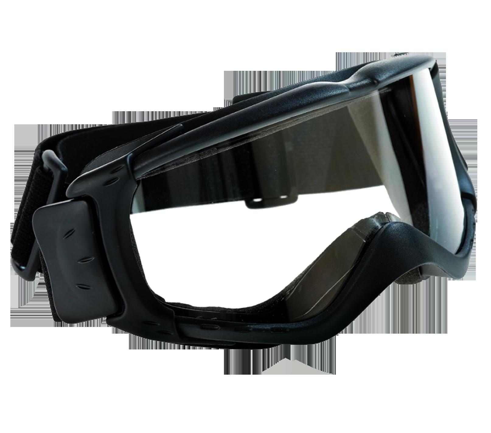 migliore vendita ampia scelta di colori e disegni vari colori Evaflex - Ampi occhiali protettivi a mascherina con lenti antigraffio e  anti-appannamento